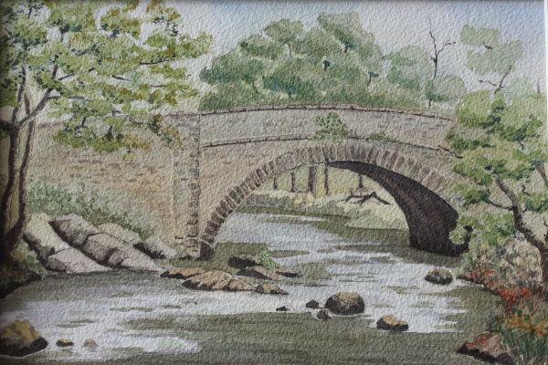 Skelwith Bridge Lake District