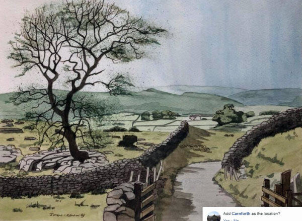 Upper Winskil - Yorkshire Dales