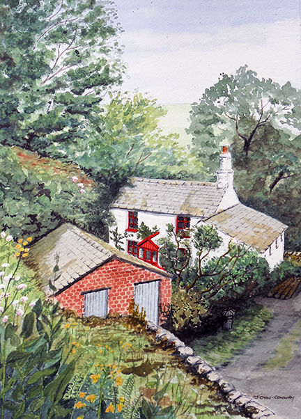 Cottage at Farfield Mill Sedbergh (SOLD)
