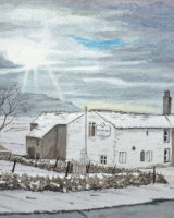 Hill Inn in Winter