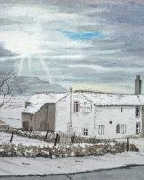 Hill Inn in Winter