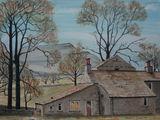 Ingleborough from Gill Head Chapel -le -Dale