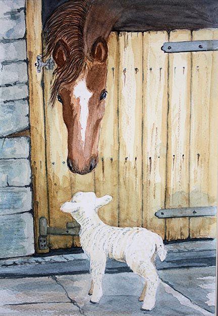 Red Alert and Lamb