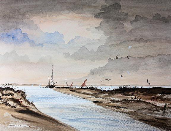 Sand Flats Thames (SOLD)