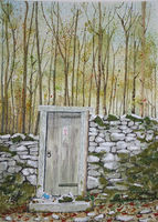 The Door -Fell Lane -Clapham