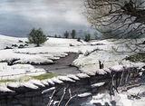 Winter around Raber Top Lane