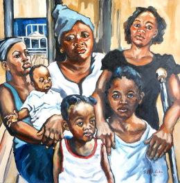 Ebola Women