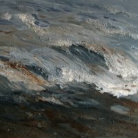 Waves, Solway Firth