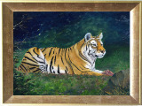 animals - oil paintings