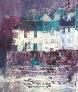 Purple harbour