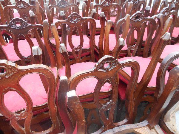 Chairs, Giudecca