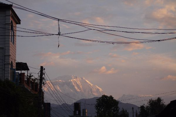 Annapurna, early morning