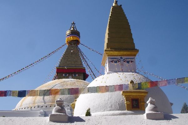 Stupa, Boudha