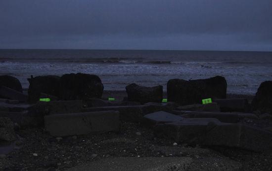 |Low tide ...