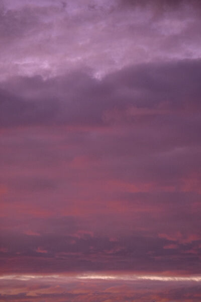 5286 Clouds sunset