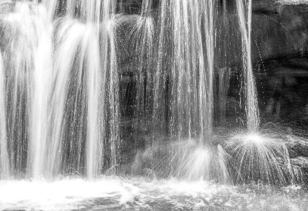 Waterfall rush