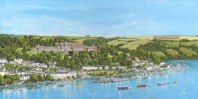 Britannia Royal Naval College Dartmouth