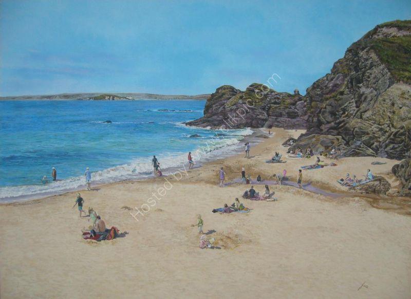Mouthwell Beach - Hope Cove
