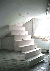 Stairs (suspended)
