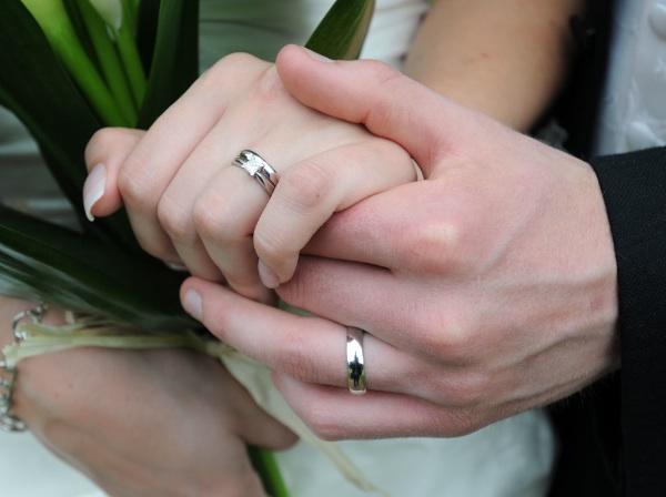 John and Ellie wedding