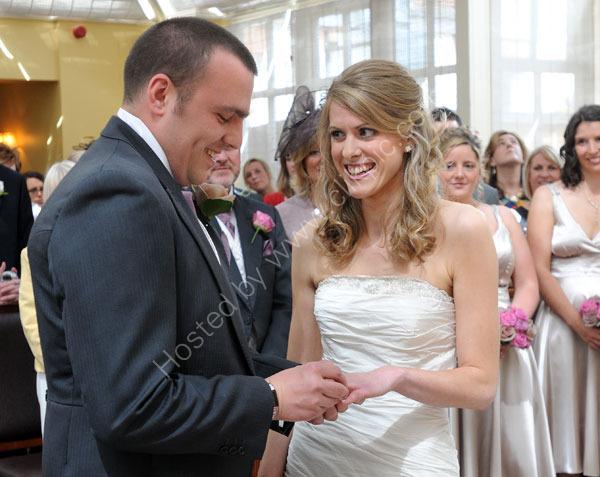 Lorna and Matt wedding