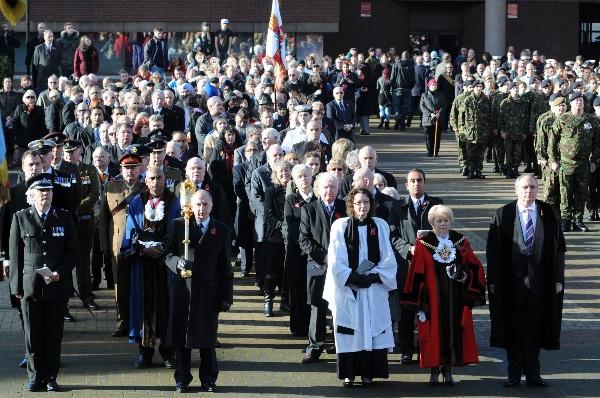 Remembrance Sunday5 2012