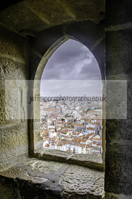Through the Arch Window