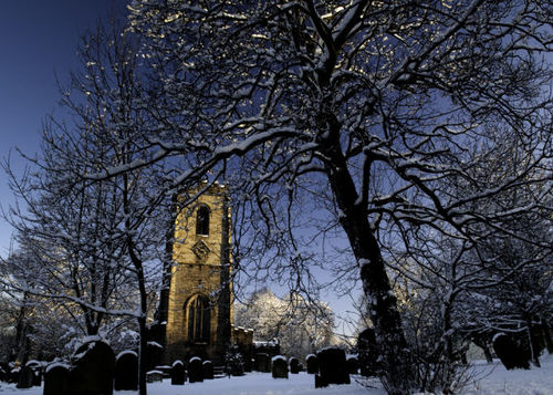 Darton Church