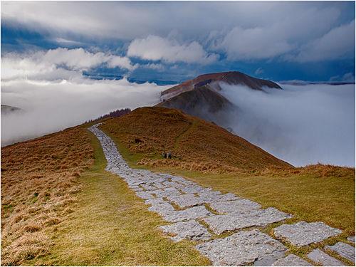 Mam Tor - The Peak District