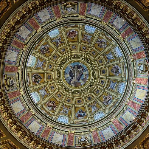 St Stephen Basilica - Budapest