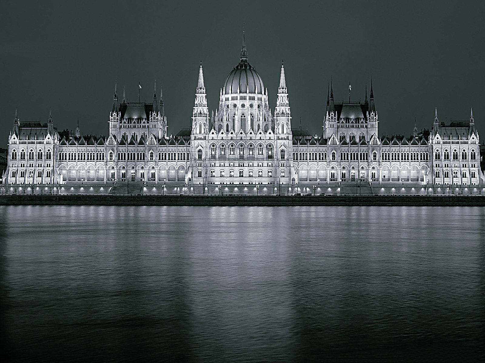 The Parliament Building, Budapest