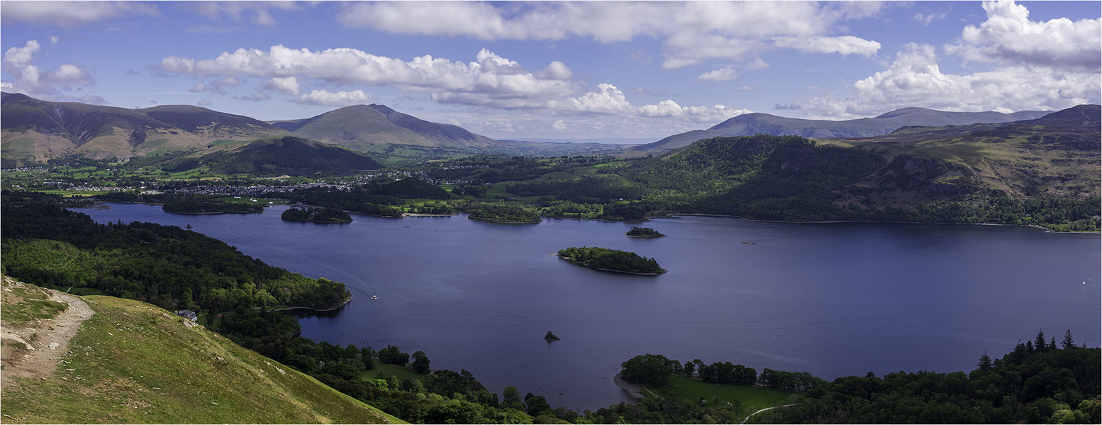 View from Catbells