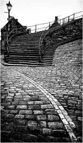 Whitby Steps