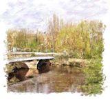 Bridge over the Calder, Brighouse