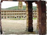 The Piece Hall, Halifax  -  2010 calendar - February