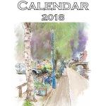 Brighouse a4 calendar 2018