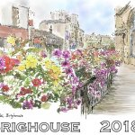 Brighouse Desktop Calendar 2018