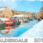 Calderdale Desktop Calendar 2018