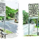 Coming and Going, Hebden Bridge - Hebden Bridge and Calderdale 2011 calendar