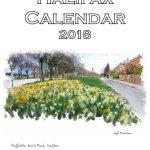 Halifax a4 calendar 2018