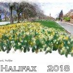 Halifax Desktop Calendar 2018