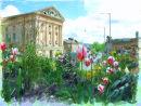 Town Hall, Todmorden  --  2010 Calderdale calendar