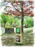 Hebden Bridge - twin town Stadt Warstein - 2011 calendar