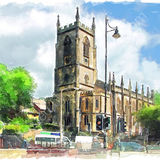 Christ Church, Sowerby Bridge  --  2010 calendar
