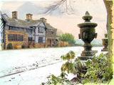 Winter at Shibden Hall - 2011 calendar