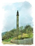 Wainhouse Tower, Halifax - 2014 calendar