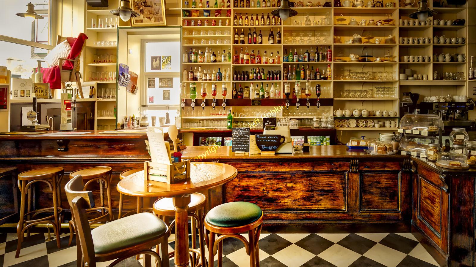 Robertsons Coffee Hoose & Bar, St Margarets Hope, Orkney
