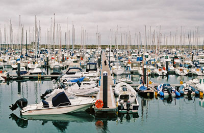The Marina at Dun Laoghaire