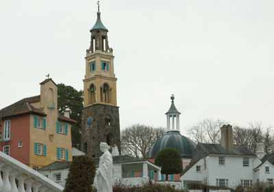 Another view of Portmeirion