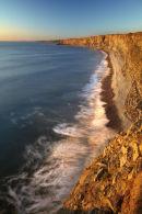 View along the Glamorgan Heritage coastline